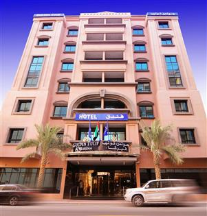 Golden tulip al barsha dubai 4 star hotel golden for 4 star hotels in dubai