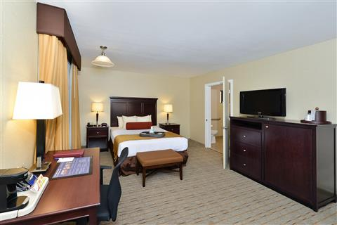 Mobility Accessible Queen Guest Room