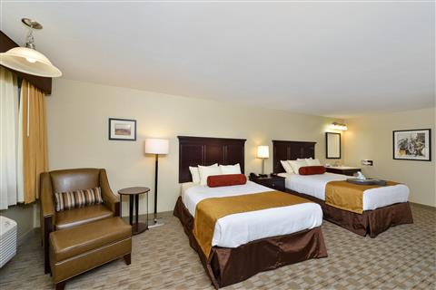 Mobility Accessible Two Queen Guest Room