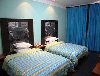 Two Twin Beds Room