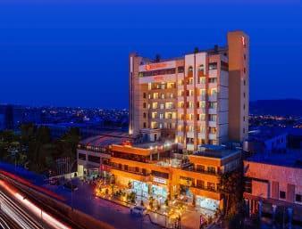 Welcome to the Ramada Hotel Sulaymaniyah Salim Street