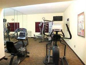 Fitness/ Exercise Room - Baymont Inn & Suites Fort Jackson Columbia