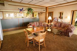 Lobby - Americas Best Value Inn Salisbury