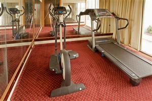 Fitness/ Exercise Room - Americas Best Value Inn Salisbury