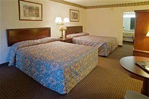 Room - Americas Best Value Inn Salisbury