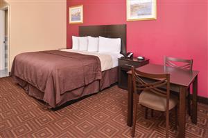 Room - Americas Best Value Inn Baytown