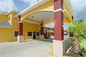 Exterior view - Americas Best Value Inn Baytown
