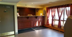 Lobby - Americas Best Value Inn Airport Anchorage
