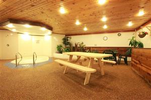 Pool - Americas Best Value Inn Spirit Mountain Duluth