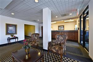 Lobby - Americas Best Value Inn Whiskey Road Aiken