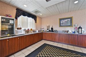 Restaurant - Americas Best Value Inn Whiskey Road Aiken