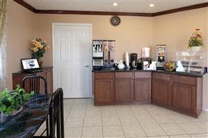 Restaurant - Americas Best Value Inn & Suites Hempstead