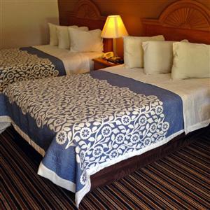 Room - Americas Best Value Inn DeRidder