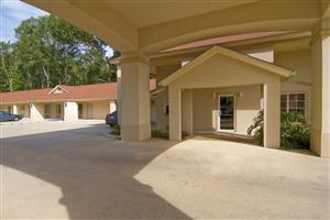 Exterior view - Americas Best Value Inn DeRidder
