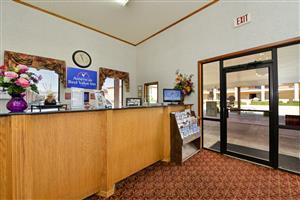 Lobby - Americas Best Value Inn Brookhaven