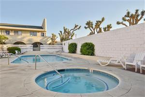 Pool Americas Best Value Inn Suites Yucca Valley