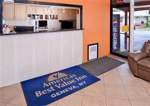 Lobby - Americas Best Value Inn Geneva