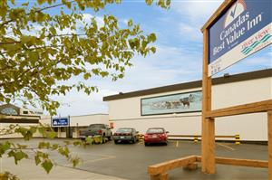 Exterior view - Canadas Best Value Inn Whitehorse