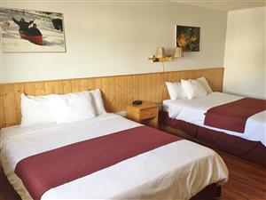 Room - Canadas Best Value Inn Whitehorse