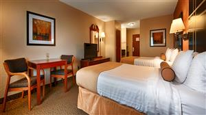 Room - Best Western Gardendale Inn