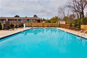 Pool - Best Western Montgomery I-85 North Hotel