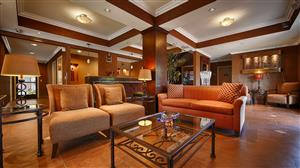 Lobby - Best Western Inn Diamond Bar