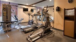 Fitness/ Exercise Room - Best Western Ft Lauderdale I-95 Inn Oakland Park