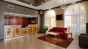 Lobby - Best Western Ft Lauderdale I-95 Inn Oakland Park