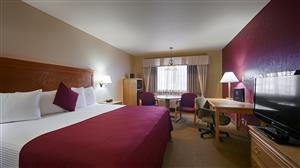 Room - Best Western Plus Caldwell Inn & Suites