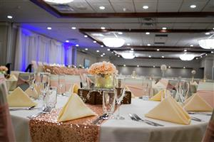 Ballroom - Best Western Plus Dubuque Hotel & Conference Center