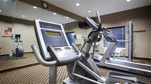 Fitness/ Exercise Room - Best Western Plus Goodman Inn & Suites Horn Lake