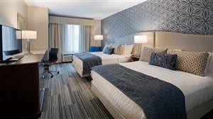 Room - Best Western Plus Franklin Square Inn Troy
