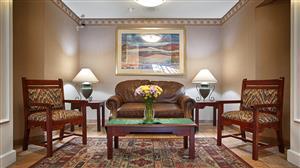 Lobby - Best Western Inn Okmulgee