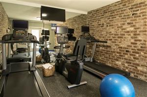 Fitness/ Exercise Room - Best Western Sea Island Inn Beaufort