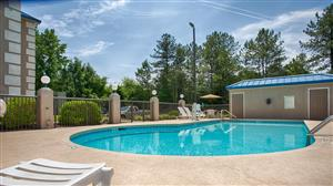 Pool - Best Western Executive Inn & Suites Columbia