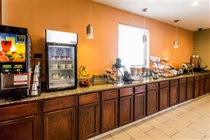 Restaurant - Best Western Executive Inn Round Rock