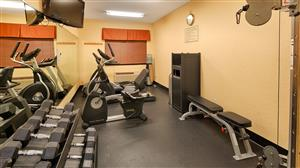 Fitness/ Exercise Room - Best Western Mainland Inn & Suites Texas City