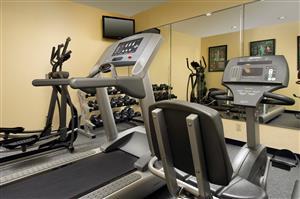Fitness/ Exercise Room - Best Western Alamo Inn & Suites San Antonio