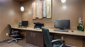 Conference Area - Best Western Plus Seawall Inn & Suites Galveston