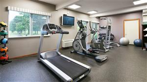 Fitness/ Exercise Room - Best Western Plus Plaza by the Green Inn Kent