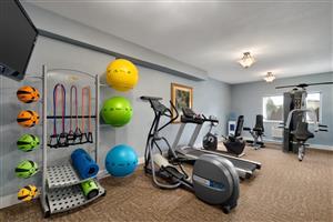 Fitness/ Exercise Room - Best Western Plus Peppertree Airport Inn Spokane