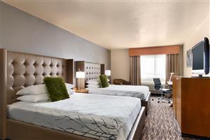 Room - Best Western Plus Peppertree Airport Inn Spokane