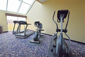 Fitness/ Exercise Room - Best Western Resort Hotel Conference Ctr Portage