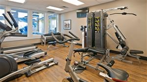 Fitness/ Exercise Room - Best Western Plus Meridian Hotel Lloydminster