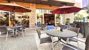 Restaurant - Best Western Plus Chateau Granville Hotel Vancouver