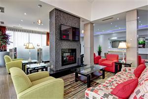 Lobby - Best Western Plus Toronto North York Hotel & Suites
