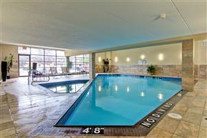 Pool - Best Western Plus Toronto North York Hotel & Suites