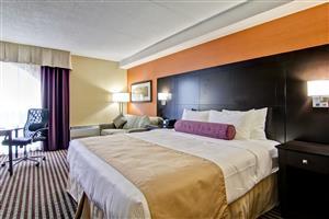 Room - Best Western Plus Toronto North York Hotel & Suites