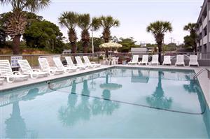 Pool - Days Inn Grand Strand Myrtle Beach