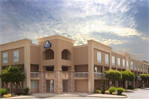 Exterior view - Days Inn & Suites Greenville